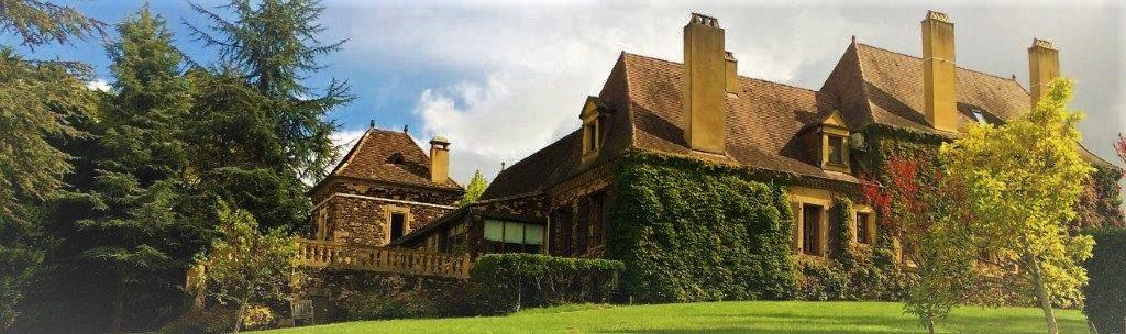 Domaine de Pessel retreats manor house