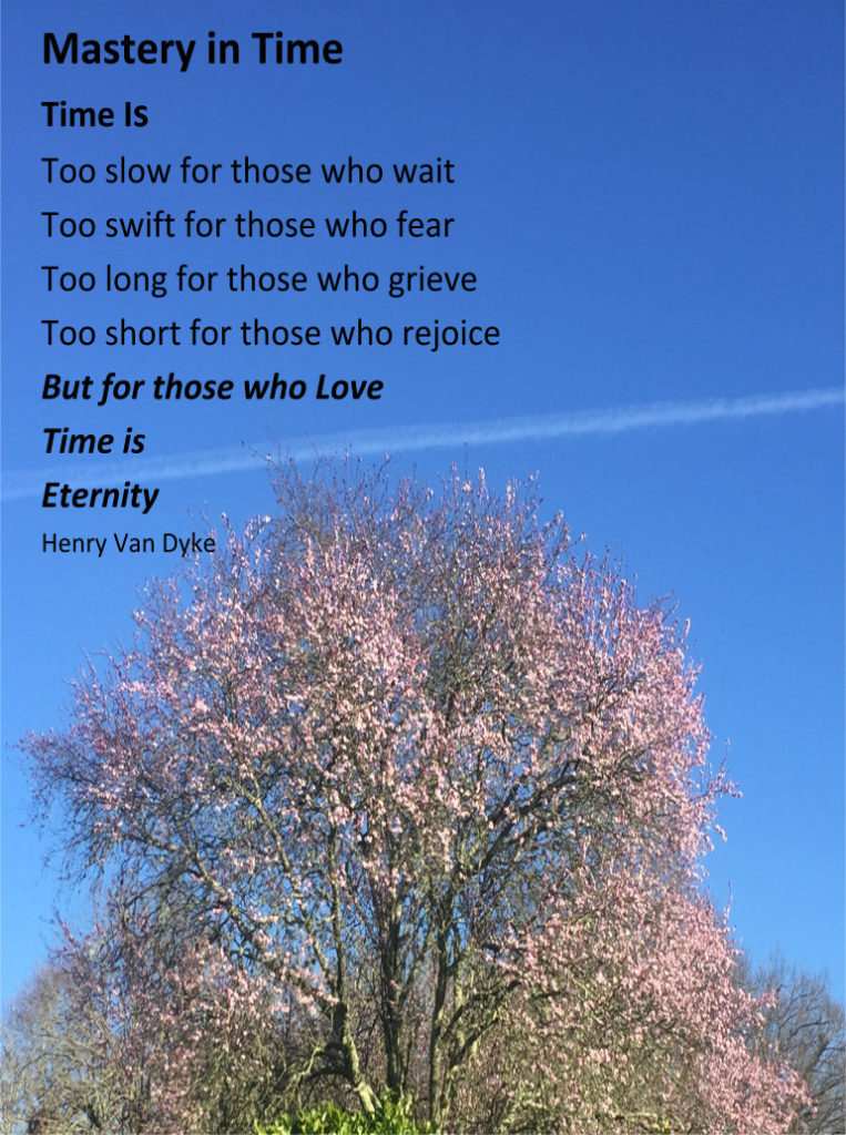 Time Is poem